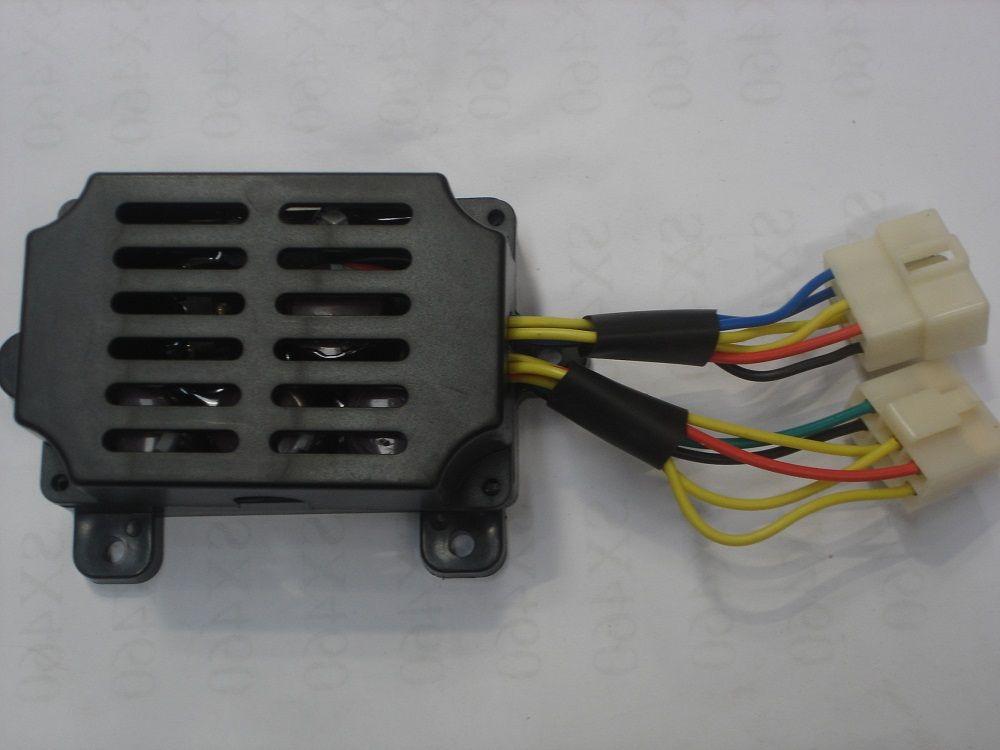 5KW 발전기 및 용접기 AVR, 이중 발생기 AVR 생성 및 용접