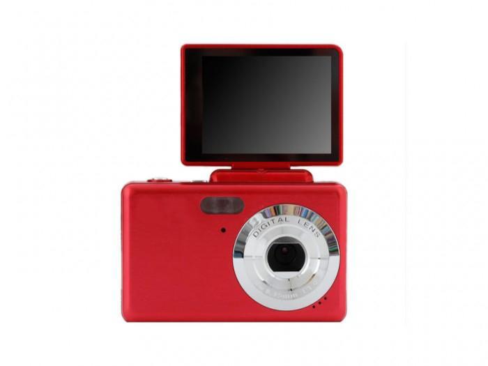 14.1 Mp Digital Camera 2.4'' Flip Screen Take Self Portrait Wide ...