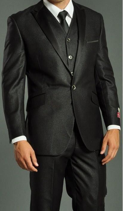 Mens Silk Suits - Hardon Clothes
