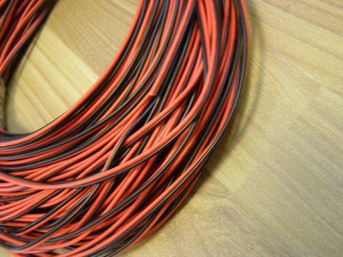 400 Mt Kabel 2 pins LED einfarbige streifen licht kabel drahtverlängerungskabel Dhl-freies verschiffen