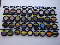 Wholesale Wholesale Eyeshadow Single - free shipping DHL ! hot new makeup single 36 color 1.5g eyeshadow with name