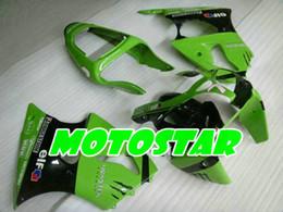 Wholesale Kawasaki Bike Fairing Zx6r - street bike body kit for Kawasaki Ninja ZX6R 636 00 01 02 ZX-6R 2000 2001 2002 ZX 6R fairing