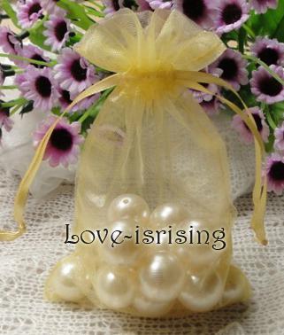 LIVRAISON GRATUITE-100pcs 10x15cm Blanc Pure Organza Pouch Wedding Favor Party Bijoux Cadeau / sac de bonbons
