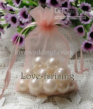LIVRAISON GRATUITE-100pc 10x15cm pourpre Sheer Pouch organza mariage Favor Party Bijoux cadeau / sac de bonbons
