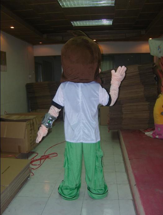 Adulto ben 10 ben dez mascote trajes frete grátis