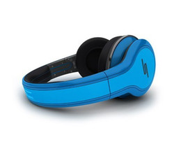 Wholesale Sms Street Over - SMS Audio Street by 50 cents wired over-ear headphones stereo headset 15pcs DHL free shipping