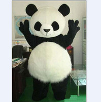 Panda Mascot Costume New The Version Kung Fu Panda Mascot Co...