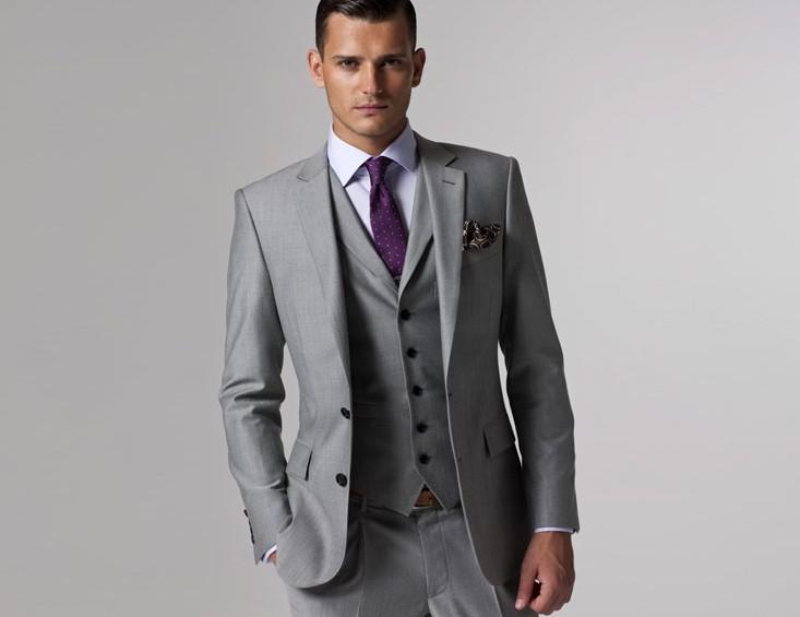 New Style Men\'S Wedding Dress Bridegroom Prom Clothing Party Apparel ...