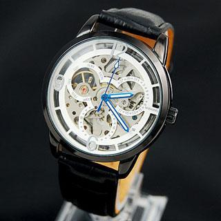 orologio da uomo originale di marca orologi da polso in pelle da uomo, orologi da uomo