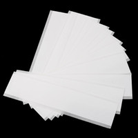Wholesale Wholesale Rubber Strips - 12Pcs Set White Double Sided Golf Club Grip Tape Pre-Cut Rubber Strips free shipping H8251