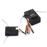 Wholesale Spektrum Receivers - Spektrum AR6200 2.4G 6Ch Receiver for DX6i JR DX7 DSM2 Free Shipping