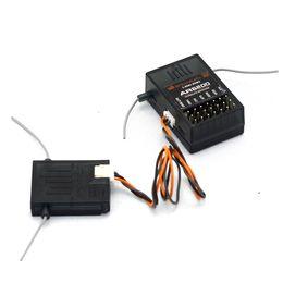 Wholesale Receiver Radio - Spektrum AR6200 2.4G 6Ch Receiver for DX6i JR DX7 DSM2 Free Shipping