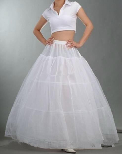 schnelle Lieferung! gutes Design Ballkleid Petticoat Hochzeit Zubehör Günstige Online Petticoats Formale Braut Petticoat