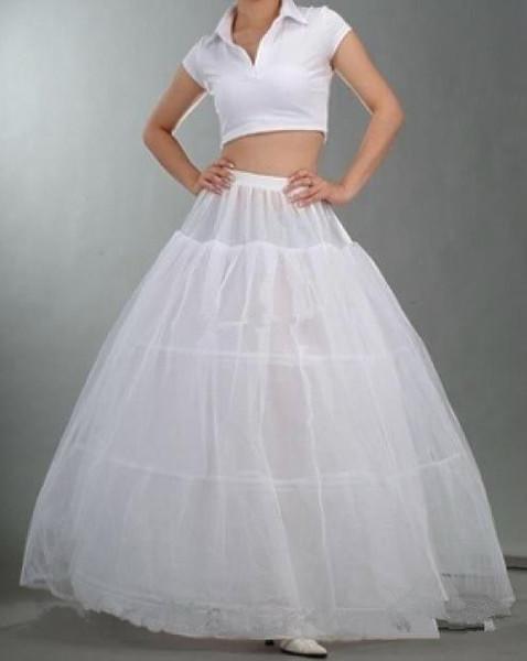 entrega rápida! buen diseño Enagua de bata de pelota Accesorios de la boda enaguas en línea baratas Enagua de la novia formal