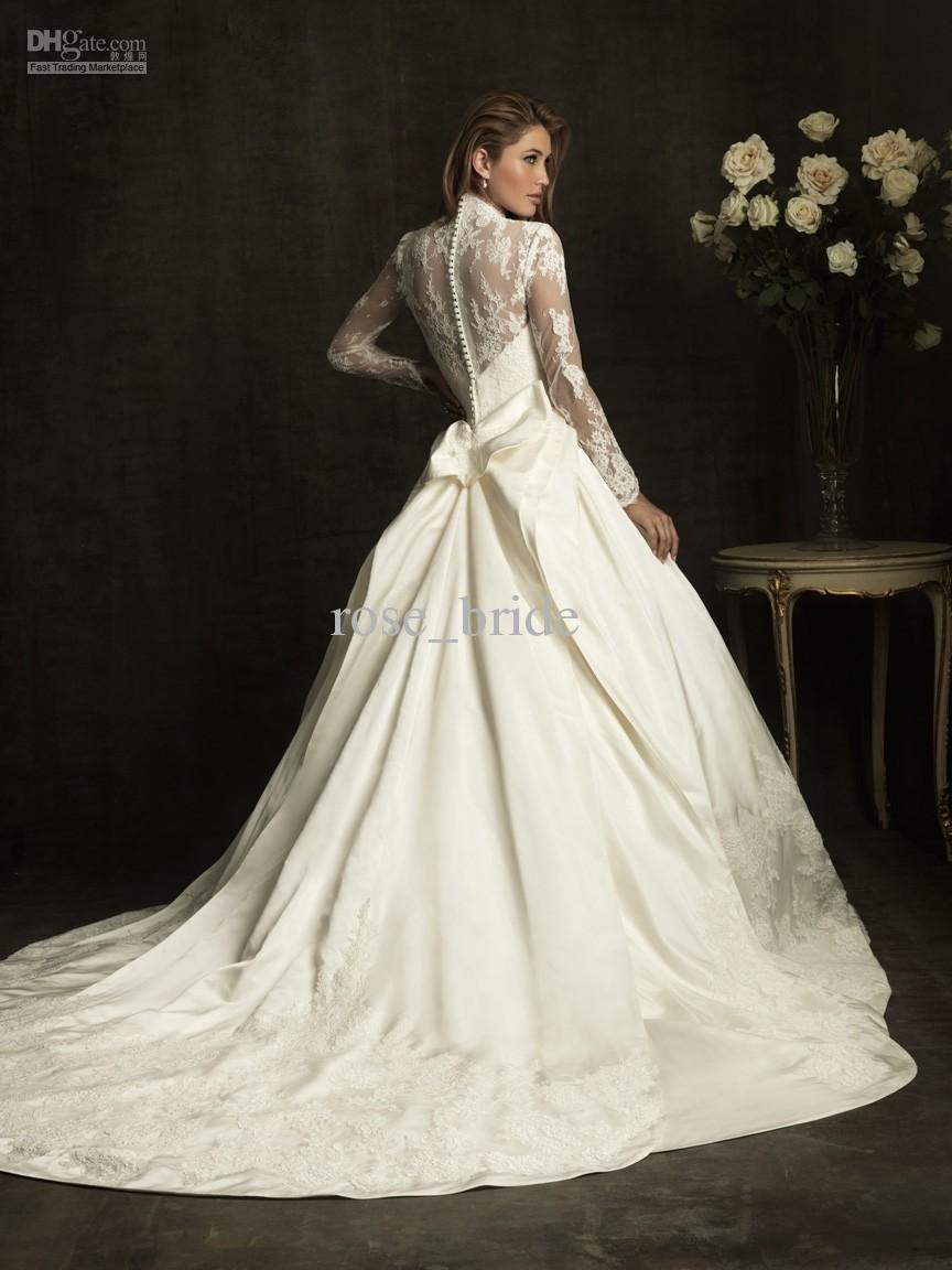 Princess kate 39 s ball gown wedding gowns wedding dresses for Princess catherine wedding dress