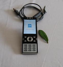 vídeo quente mms Desconto TEMS bolso w995a terminal de teste, sinal de RF, novo original w995a telefone móvel, Suporte UMTS / HSPA 850/190