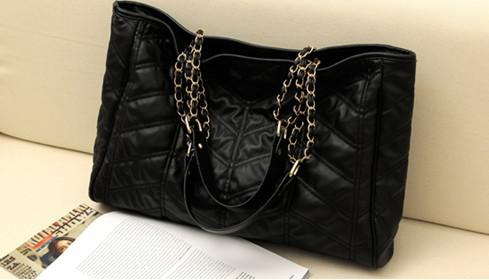 2012 Hot Sale Casual Ladies' Handbags Leather Women's Handbags ...