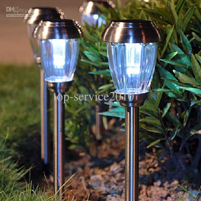 LED Outdoor Lights To Plug The Lamp LED Solar Garden