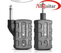 Wholesale Electric Guitar Wireless - Guitar Digital Wireless Transmitter and Receiver JOYO JW-01 for electric guitar NEW