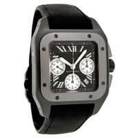 Wholesale Luxury Pasha - Luxury Mens 100 MENS AUTOMATIC BLACK STRAP WATCH W2020005 Watches Pasha Watch