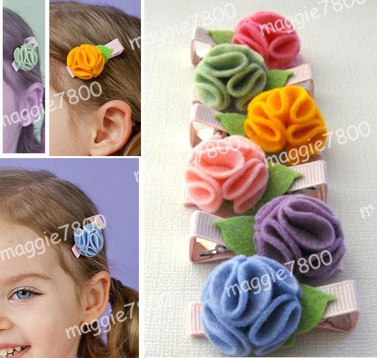 2 5 hair baby tiny hairbow hair bows handmade wool
