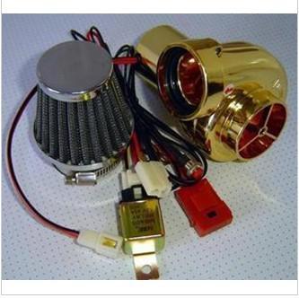 125CC 150CC 250CC turbocompressore elettrico turbocompressori elettroniche  modifica della vostra moto
