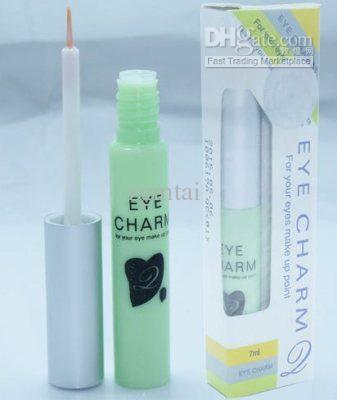 Gros-Nouveau Top Double Eye Lentille Charme Eye Lashes Waterproof Colle 7 ml # A-1