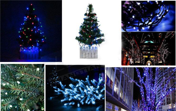 2018 12m 100led Solar Powered String Lights Garden Christmas Rope Outdoor  Light See Original Listing From Sunki2009, $19.02 | Dhgate.Com
