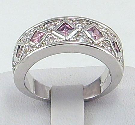 2017 Holesale New Fashion Elegant Women Mens Lovers Wedding Ring
