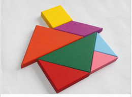 Wholesale Baby Jigsaw - Educational wooden toys colorful changeable jigsaw puzzles game baby toy