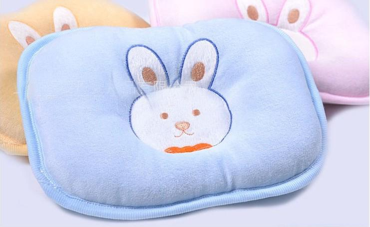 Baby Pillow Correct Position Shaping Baby S Head Shape