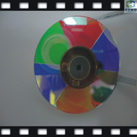 Wholesale Projector color wheel for Optoma HD20 days warranty