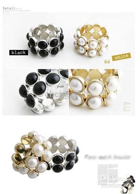 Double Bead Bracelets Phnom Penh Elegant Temperament Bracelets