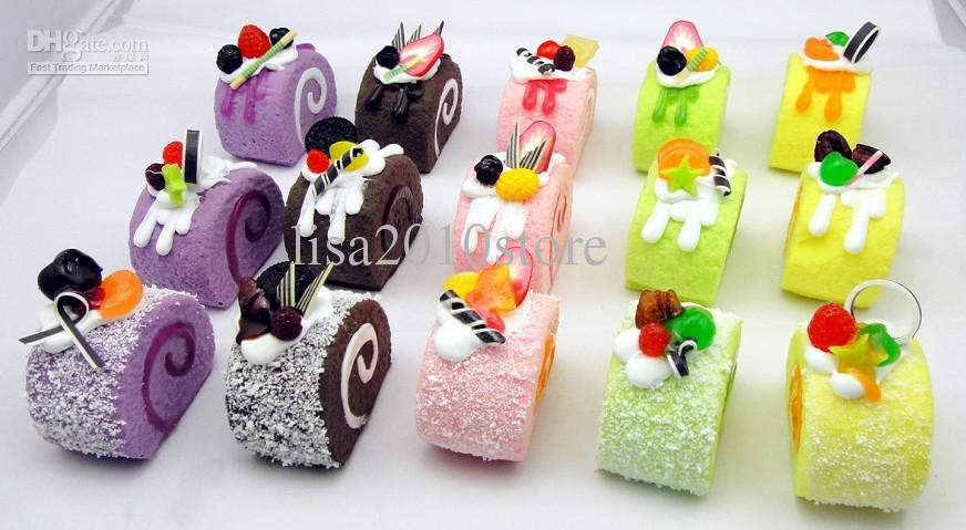 Roll cake design