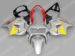 Wholesale Vfr Interceptor - H524 ABS Grey Fairing kit for HONDA VFR800RR VFR 800RR 1998 1999 2000 2001 VFR800 Interceptor 98 99 00 01 Fairings set