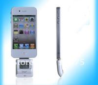Wholesale Breathalyzer For Ipad Iphone - Newest 20pcs Mini LCD Digital Alcohol Breath Tester Breathalyzer designed for iPhone iPod & iPad