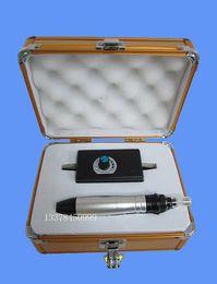 Wholesale Electrical Derma Pen - 0.25mm up to 2.0mm Needle Adjust Electrical Derma Roller Derma Pen(with 50pcs replacment needle)