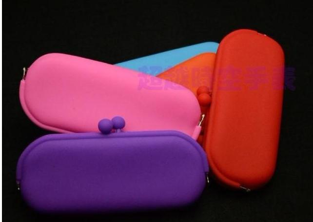 Silikon Brieftasche Telefon Paket Gläser Tasche Kosmetiktasche Weihnachtsgeschenk