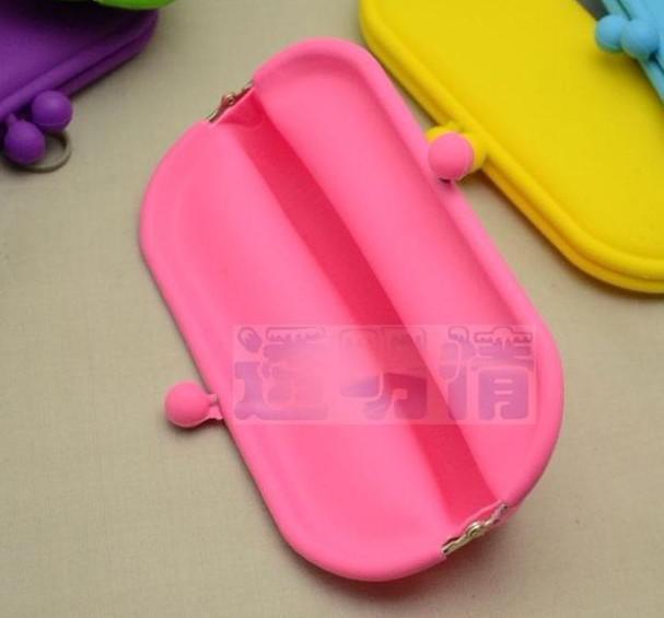 teléfono de la carpeta de silicona paquete de gafas bolsa de cosméticos regalo de Navidad
