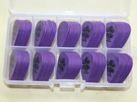 Wholesale Wholesale Guitar Sellers - Best Selling 100 piece Guitar Picks 1.14 mm Purple Dunlop Tortex Guitar Picks TOP SELLER no case