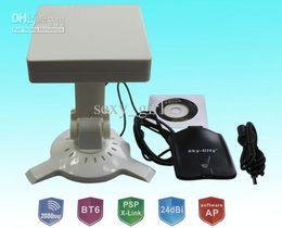 Wholesale Decoder Wifi Adapter - Sky City High Power 5600000G 2000mw Wireless USB Internet Adapter 24dbi WiFi Network Adapter Decoder