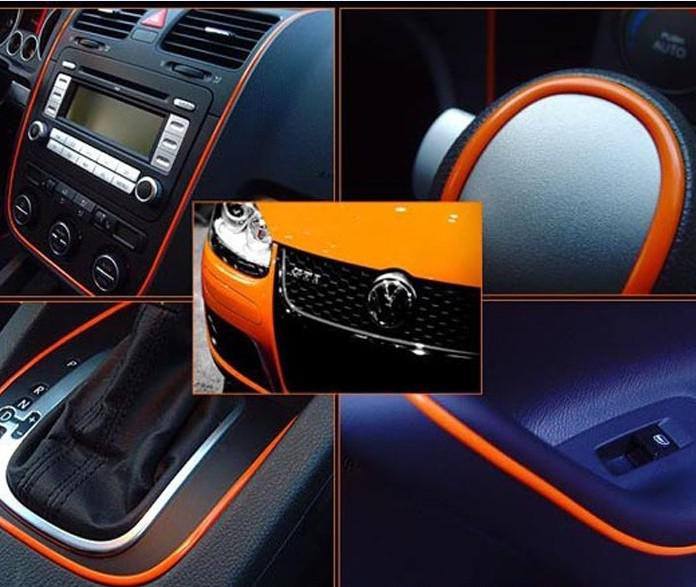 Interior Car Accessories Interior Trims Decoration Line Multicolor 3mCar  Interior Part Car Interior Parts From Fleshlight, $116.9| Dhgate.Com
