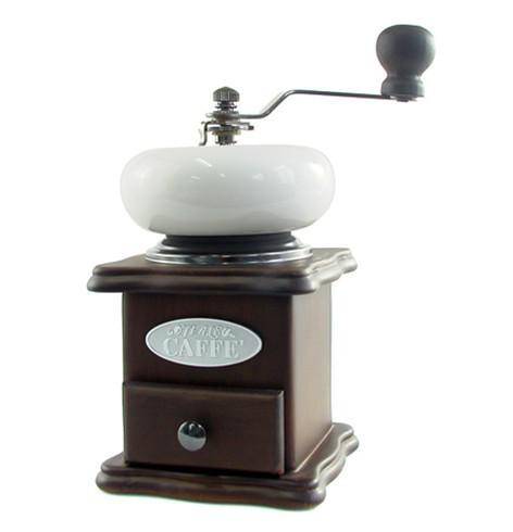2012 새로운 커피 그 라인 더 핸드 크랭크 나무 나무 특별 서랍 디자인 선물 상자