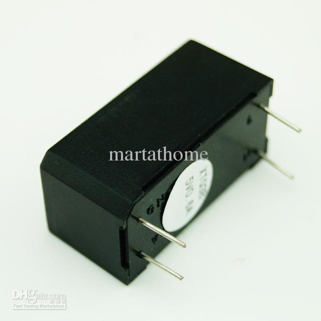 10 stks / partij 3W AC-DC 220V 110V 85 ~ 265V 5 V 600MA schakelende voedingsmodule converter # BV095 @CF