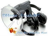 Wholesale Ear Spy - Perfect Style 5PCS Bionic Ear 100 Meters Audio Spy Bug Sound Distance Boom Headphone Sound Detector