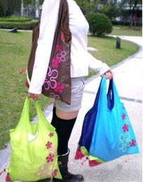 Wholesale Strawberry Reusable Bags - Low price Strawberry Bag cheap Reusable bags Shopping bag Environmental bag 10color 50pcs lot