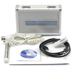 Wholesale Health Analyser - 2012 Newest Quantum Resonance Magnetic Analyzer 36 Reports Health Analyser Complete English Version