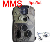 Ltl желудь 5210MM 5210MG 940NM MMS GPRS GSM 12MP инфракрасная камера охоты Trail Camera scouting camera wildview camera