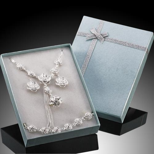 2018 Elegant Jewelry Boxes Simple Gift Boxes Decorative Boxes