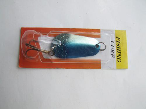 Bästsäljande / Trolling Spinner Spoon Bait Fiske Lures 3G, 5G, 7G Blandade Baits
